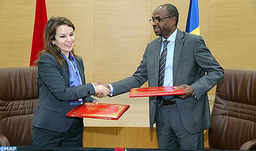 Le Maroc et le Tchad s'engagent à renforcer leur coopération en matière de gestion intégrée des ressources hydriques