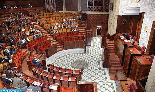 La Chambre des conseillers tiendra mardi une séance plénière pour clôturer la session d'octobre de l'année législative
