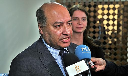 La BERD se félicite de l'excellence de ses relations de partenariat avec le Maroc (Président)