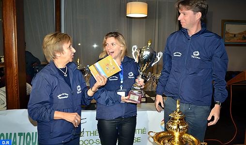 Rallye du corps diplomatique: l'ambassadeur de Hongrie et son épouse remportent la 14è édition