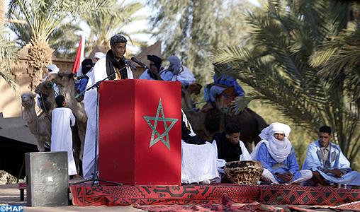 M'hamid El Ghizlane: Lever de rideau sur la 15ème édition du Festival international des Nomades