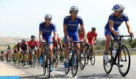 La 31è édition du Tour du Maroc cycliste se tiendra du 6 au 15 avril prochain