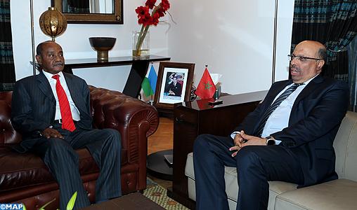 La République de Djibouti veut s'inspirer de l'expérience du Maroc en matière de migration