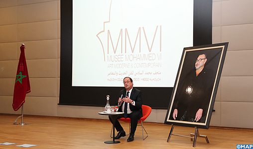 Le Maroc est prêt à organiser la coupe du monde de football de 2026 (François Hollande)
