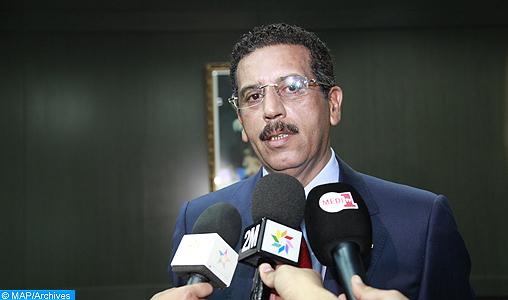 L'absence de collaboration des services algériens rend le climat propice au développement du terrorisme dans la région (Khiame)