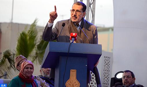M. El Othmani: Le PJD veille à la cohésion au sein de la majorité gouvernementale