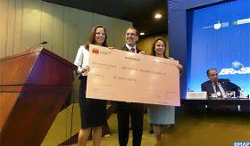 Le Grand Prix Mondial Hassan II pour l'Eau remis à l'OCDE dans le cadre du Forum mondial de l'eau