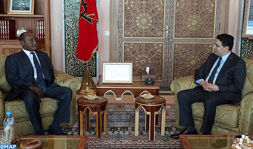 Le ministre de l'Intérieur de Djibouti exprime la volonté de son pays de tirer profit de l'expérience marocaine