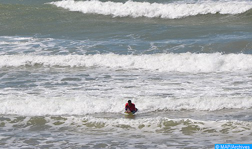 Grand prix Agadir Open de surf et bodyboard du 16 au 18 mars