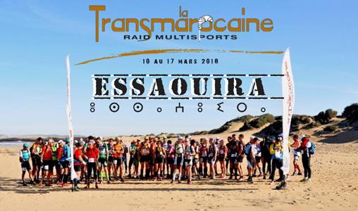 """Essaouira : Quelque 52 athlètes se mettent en jambes à la 13è édition de la """"Transmarocaine Multisports"""""""