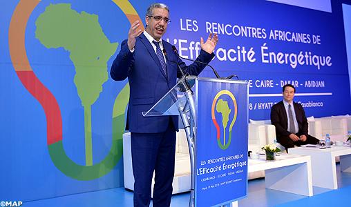 L'Afrique a besoin de produire et de consommer mieux l'énergie (rencontre)