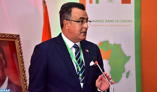 CEDEAO : En donnant l'accord de principe à l'adhésion du Maroc, les leaders ouest-africains ont saisi la profondeur de sa vision (Ambassadeur)
