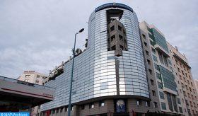 La Bourse de Casablanca finit dans le rouge