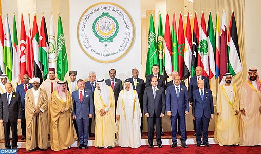 Arabie Saoudite: Début à Dhahran du 29ème sommet de la Ligue arabe