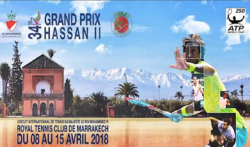 L'Espagnol Pablo Andújar remporte à Marrakech la 34è édition du Grand Prix Hassan II de Tennis
