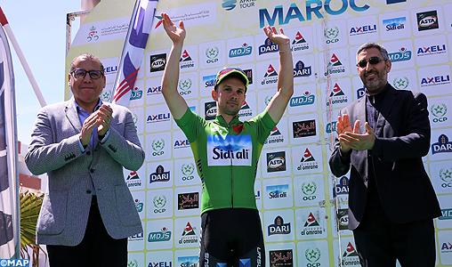 Tour du Maroc de cyclisme: L'Italien Jakub Mareczko s'adjuge la 10ème étape