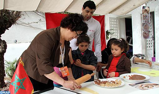 """L'art culinaire marocain à l'honneur à Tunis lors du 5ème """"KidsFest"""""""