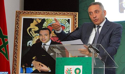 """Mondial-2026: Des experts de la FIFA attendus """"la semaine prochaine"""" au Maroc"""