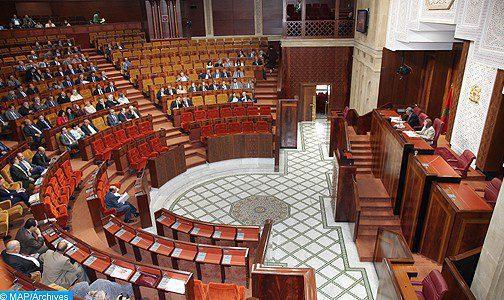 La Chambre des conseillers adopte à l'unanimité plusieurs projets de loi relatifs à neuf conventions internationales