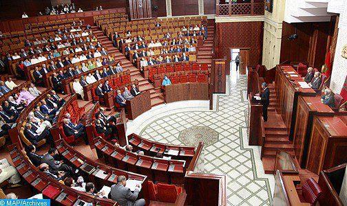 La Chambre des représentants tiendra lundi une séance plénière consacrée aux questions orales relatives à la politique générale