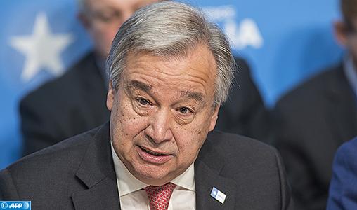 """Pacte mondial sur la migration : """"un pas sans précédent"""" pour renforcer la coopération internationale sur la question migratoire (SG de l'ONU)"""