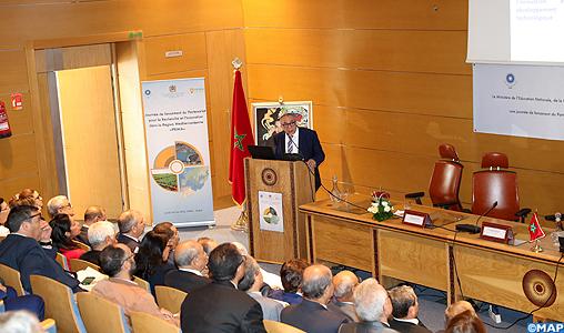 Lancement à Rabat de l'Accord de partenariat pour la recherche et l'innovation dans la région méditerranéenne