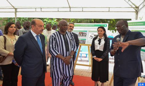 Contribution du Groupe OCP à l'analyse des sols et des eaux au Burkina Faso