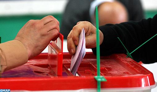 Fermeture des bureaux de vote pour les municipales en tunisie