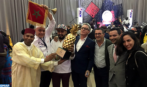 Le Maroc primé à Washington au concours gastronomique DC Embassy Chef Challenge