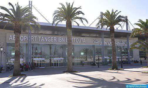 L'aéroport international Tanger-Ibn Battouta termine 2018 sur une hausse de 4,97 % du trafic passagers