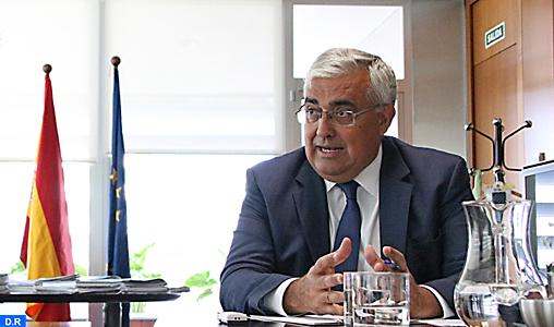"""""""Le Maroc est une importante plateforme pour atteindre l'ensemble du continent africain"""" (ministre andalou de l'Économie)"""