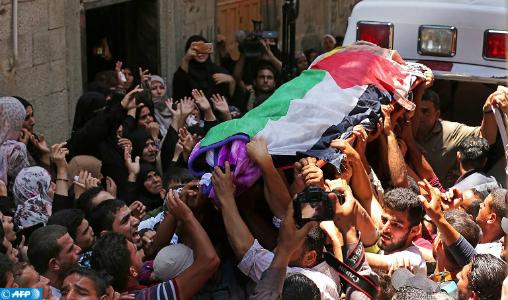 """L'Onu """"indignée"""" par le meurtre de Razan al-Najjar"""