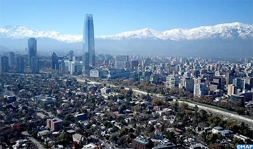 Santiago: une capitale latine qui tutoie les cimes des Andes