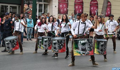 Mawazine 2019: Les spectacles de rue, une tradition qui égaye les principales artères de Rabat