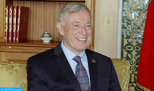 """La table-ronde de Genève, """"un pas important vers un processus politique renouvelé pour l'avenir du Sahara"""" (M. Kohler)"""