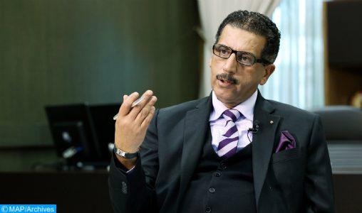 Sous l'impulsion de SM le Roi, le Maroc a adopté, depuis les attentats de Casablanca, une politique sécuritaire anticipative