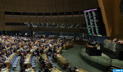Violence contre les Palestiniens: l'Assemblée générale de l'Onu fustige Israël