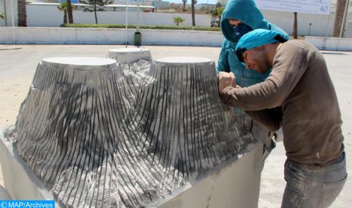 Assilah: Des chefs d'oeuvre de gravure et de peinture pour célébrer le 40è anniversaire du Moussem