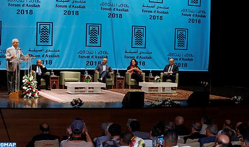 Moussem d'Assilah : La sortie de l'impasse actuelle dans le monde arabe exige des solutions locales