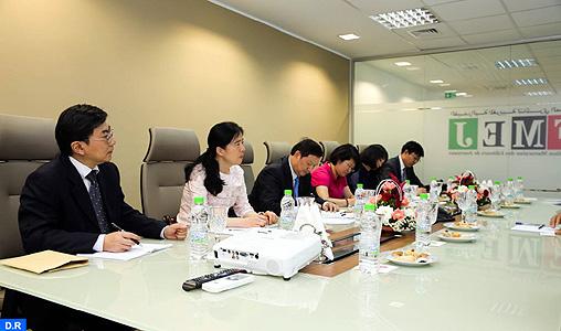 La FMEJ et l'Association des journalistes chinois examinent les perspectives de leur partenariat