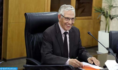 Réunion à Rabat du Conseil d'administration de la Caisse de compensation