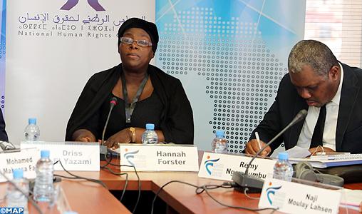 Droits de l'Homme: Les ONG nord-africaines doivent s'organiser en réseaux pour favoriser l'interaction avec la CADHP (atelier)