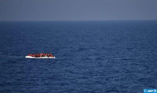 165 migrants secourus au large des côtes libyennes