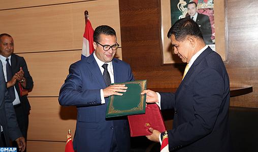 Le Maroc et la Thaïlande s'engagent à renforcer la coopération bilatérale en matière d'éducation et d'enseignement supérieur
