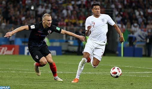 Mondial-2018: la Croatie bat l'Angleterre (2-1) et rejoint la France en finale