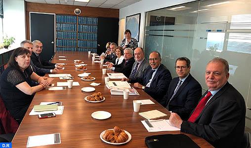L'expérience du Maroc dans le domaine mutualiste présentée à New York lors d'une réunion de l'Union Mondiale de la Mutualité
