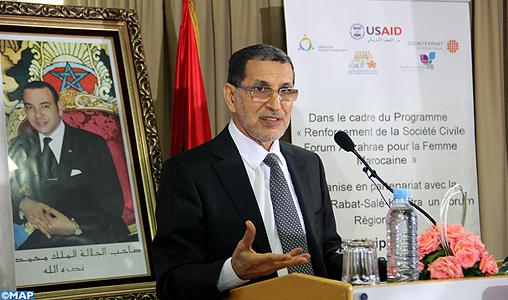 Le dialogue interactif entre jeunes et responsables mis en exergue lors d'un forum régional à Rabat