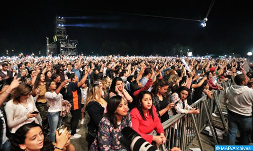 Festival Mawazine-Rythmes du Monde: La chanson orientale occupe une place de choix dans la programmation de la 18ème édition