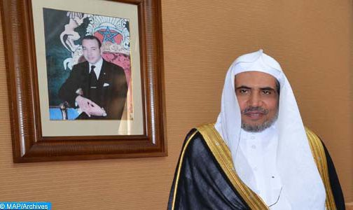 Sous la conduite de SM le Roi, le Royaume du Maroc représente une forteresse imprenable face à l'extrémisme (SG de la Ligue islamique mondiale)