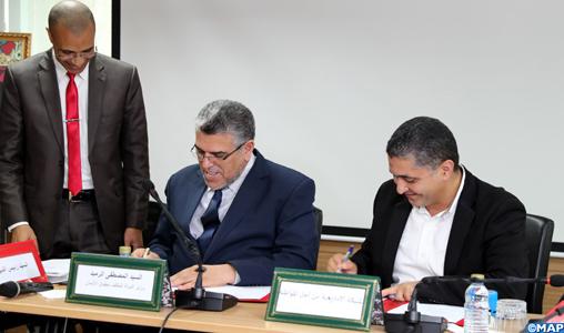 Appui de 31 projets d'associations actives dans le domaine des droits de l'Homme pour une enveloppe budgétaire de 3,5 mdhs